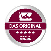 Das Original. Made in Germany.
